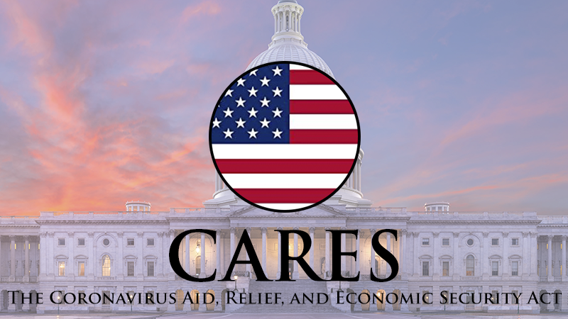 SLSA Supports CARES Act Relief for All Federal Borrowers